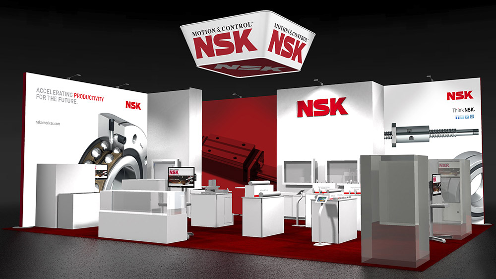 NSK Multimedia Campaign
