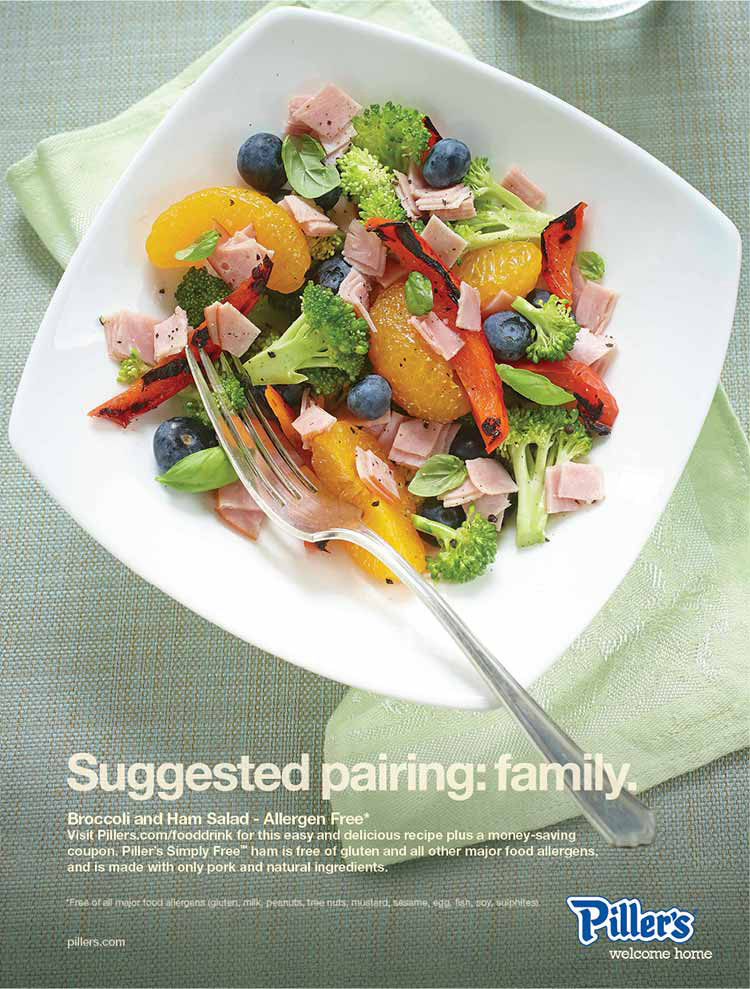 Piller's Stirfry Ad